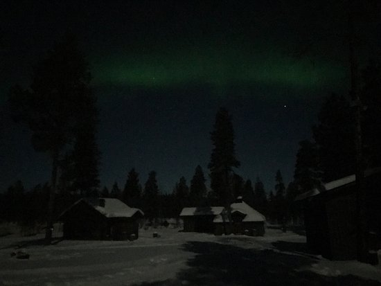Saariselkä Inn Log Cabins: photo7.jpg