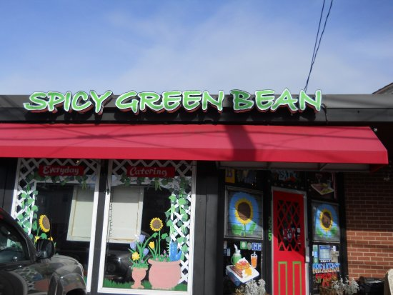 Glastonbury, CT: Spicy Green Bean