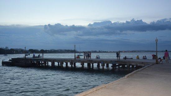 Búzios, RJ: Muelle con vistas espectaculares
