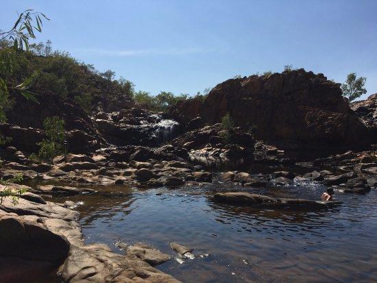 Katherine, Australia: Upper pool