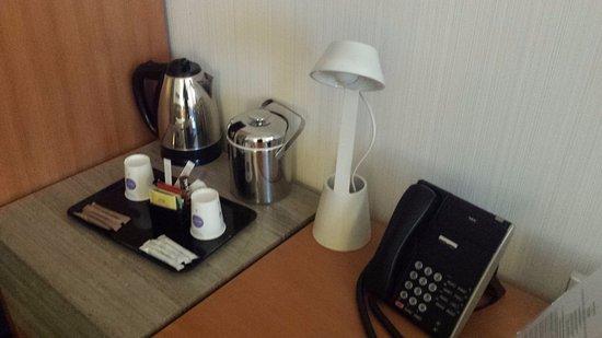 Novotel Roma Eur: angolo tea