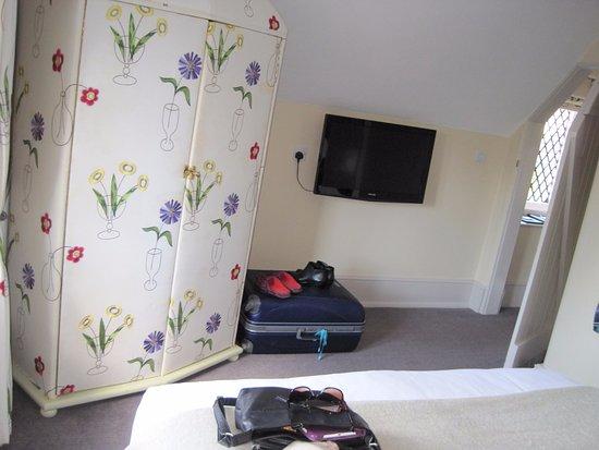 Pilsley, UK: Celandine room
