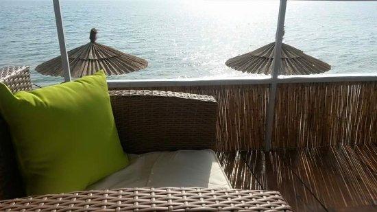 Fazana, Croatia: View from VIP Lounge.