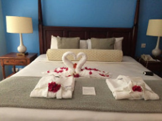 Cap Estate, เซนต์ลูเซีย: Honeymoon