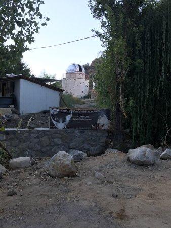Vicuna, Chili: Observatorio Cancana