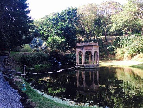 Cap Estate, Сент-Люсия: Meditation temple