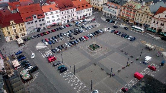 Klatovy, República Tcheca: Výhled 1