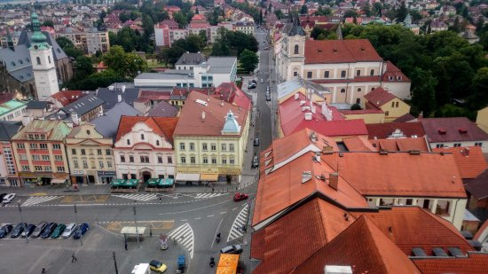 Klatovy, República Tcheca: Výhled 2