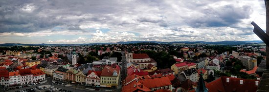 Klatovy, República Tcheca: Výhled 4
