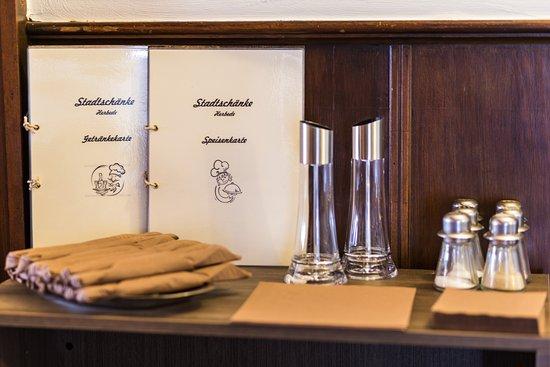 Das Schnitzelhaus in Witten Herbede - Picture of Stadtschanke ...