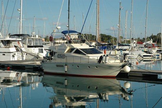 Corfu Boat Nizinski