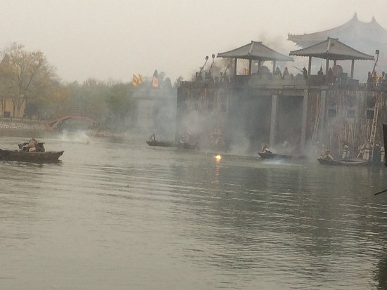 Kaifeng, China: Song Dynasty theme park