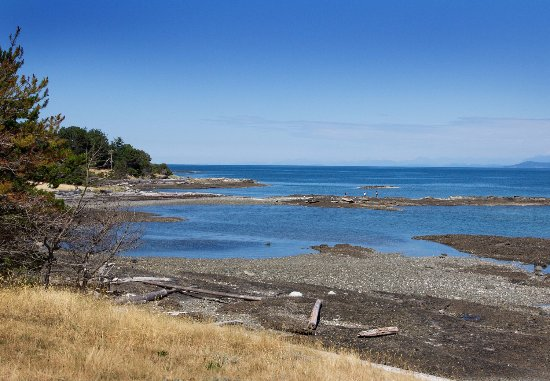 Hornby Island, Kanada: A great park for walking and scenery