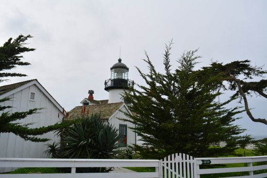 Point Pinos Lighthouse照片