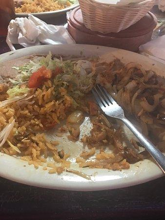 El Tapatio Cafe : Pollo loco