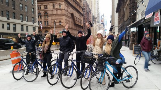 Big Apple Bicycle Rentals Corp