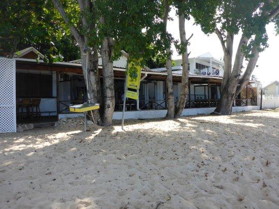 Фиттс, Барбадос: View from the Beach