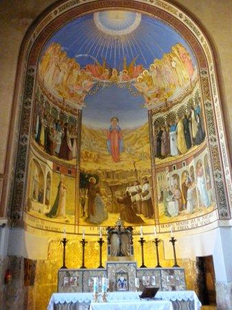 Rent a Guide Israel Tours: Church of Visitation, Ein Karem