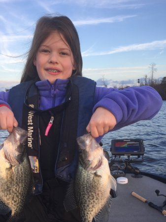Holly Springs, NC: Fun for anglers of all ages and experience levels