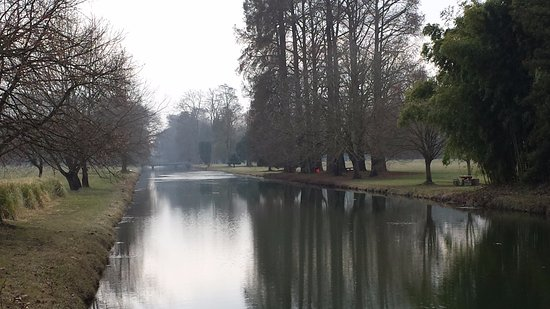 Richelieu, Fransa: Vue du parc
