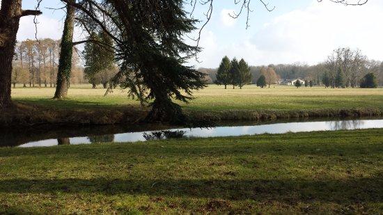 Richelieu, Francia: Vue du parc