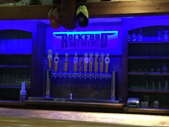 Rockford, MI: First Level Bar Taps