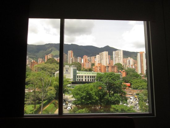 Diez Hotel Categoria Colombia : Beautiful view of Medellín