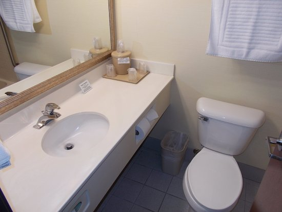 Comfort Suites : BATH