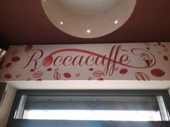 Роккалумера, Италия: Insegna