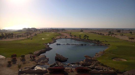 The Westin Soma Bay Golf Resort & Spa : vista campi da golf