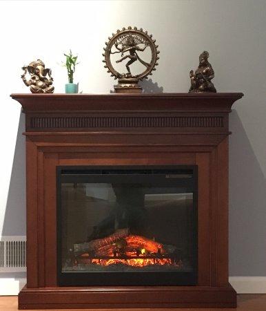 Ocean View, Delaware: Cozy Fire place
