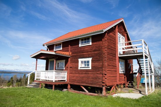 Orrviken, Sweden: Moose lodge