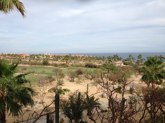 El Farallon: View from Clubhouse