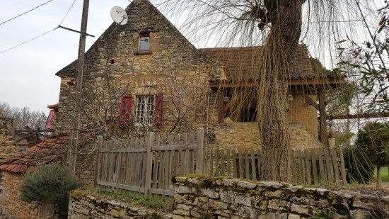Degagnac, France: gite du passe temps
