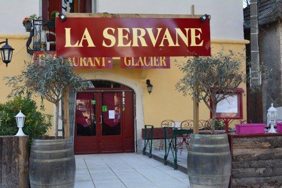 Sauve, Fransa: Pas de porte