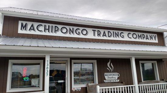 Machipongo, VA: Great coffee shop