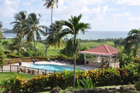 Le Domaine Saint Aubin Hotel Martinique La Trinite