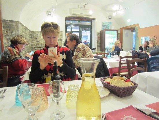 La Scogliera: Уютно и тепло