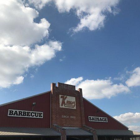 Lockhart, تكساس: Kreuz Market