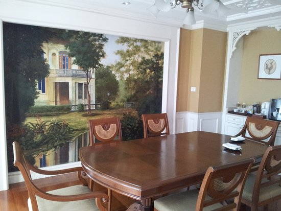 princess suite, eßzimmer - picture of dusit thani bangkok, bangkok, Esszimmer dekoo