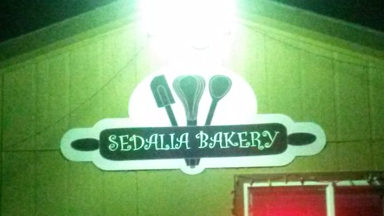 Sedalia, CO: Not the best picture, just the logo.