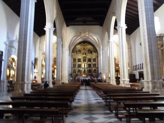 Lucena, Spain: Interior de la Iglesia