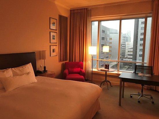 Rotterdam Marriott Hotel: Superior Room