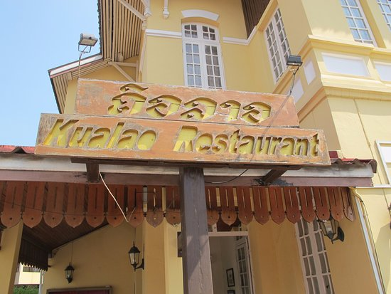 The French Colonial Building Picture Of Kualao Restaurant