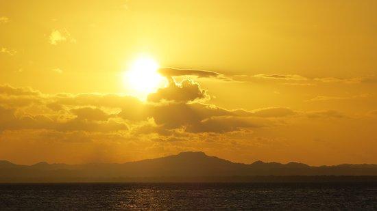 Puesta del Sol: sunset from Ometepe Island