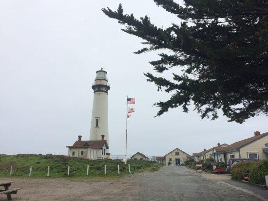 Pescadero, CA: Pigeon Point Light Station