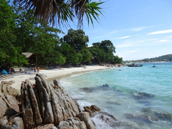 Bild von sanom beach lipe resort koh lipe - Sanom beach dive resort ...