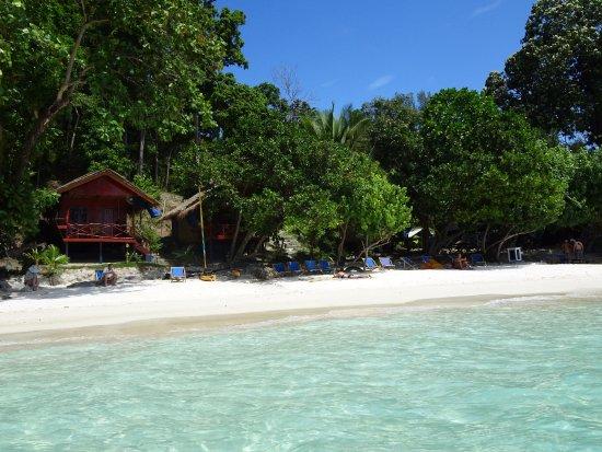 Sanom beach lipe resort bewertungen fotos - Sanom beach dive resort ...