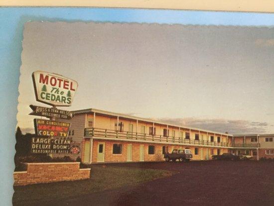 Ironwood, MI: Postcards available