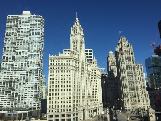 First time to Chicago